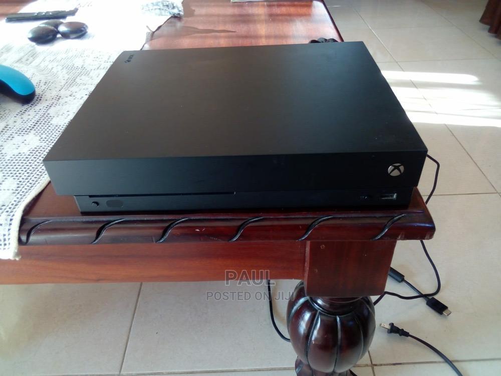 Archive: Xbox One X