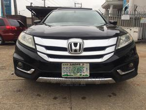 Honda Accord CrossTour 2013 EX Black | Cars for sale in Lagos State, Isolo