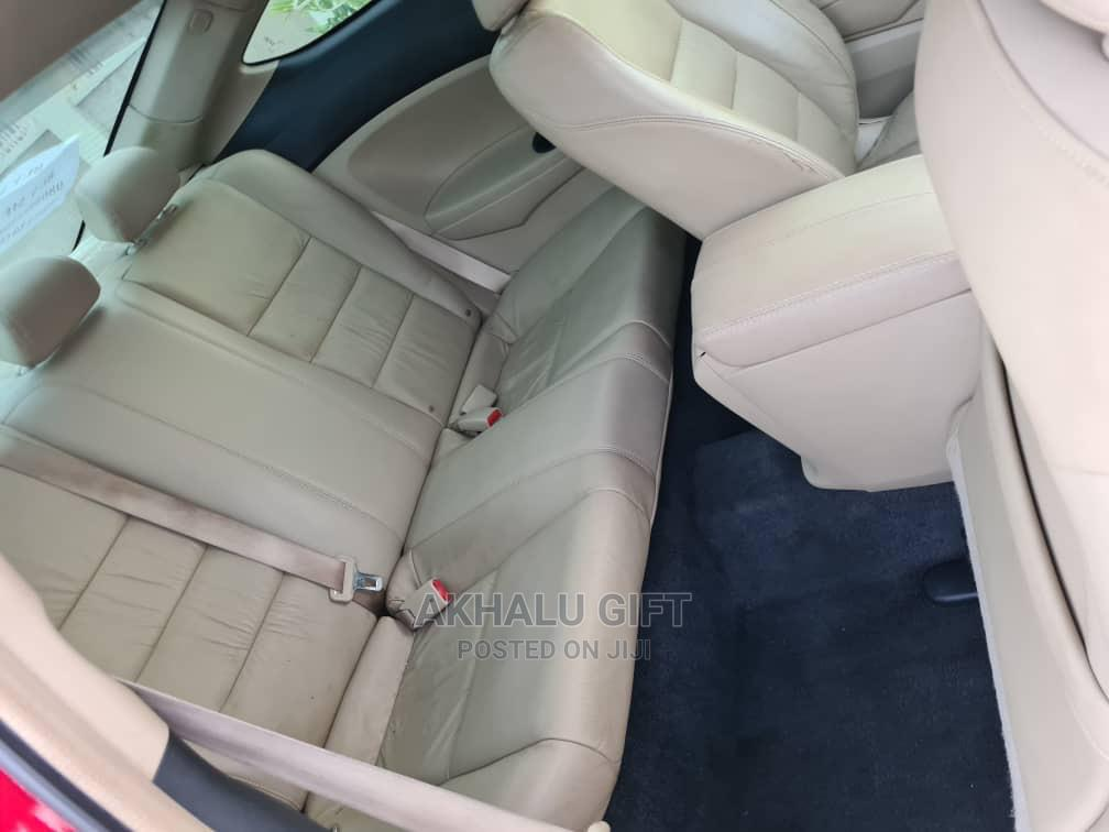 Honda Accord 2009 Red | Cars for sale in Lugbe District, Abuja (FCT) State, Nigeria