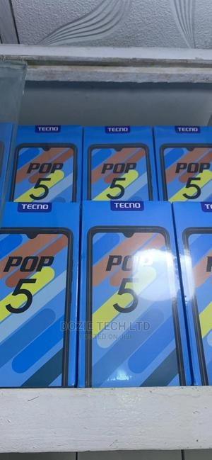New Tecno Pop 5 16 GB Gray   Mobile Phones for sale in Lagos State, Ikeja