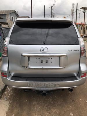 Lexus GX 2017 460 Luxury Silver   Cars for sale in Lagos State, Surulere