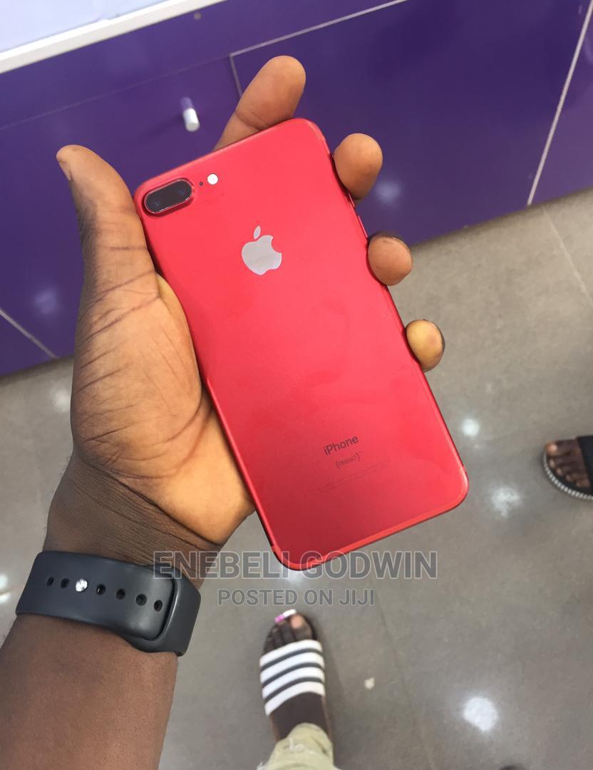 Apple iPhone 7 Plus 32 GB Red   Mobile Phones for sale in Enugu, Enugu State, Nigeria