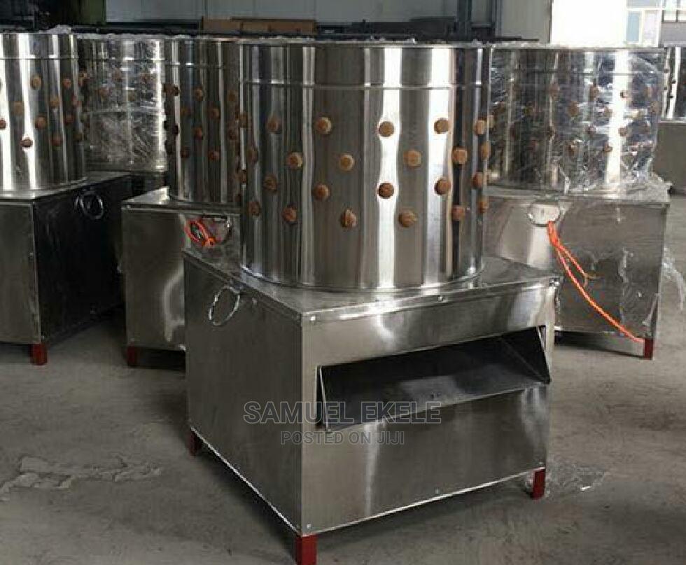 Chicken Defeathering Machine | Restaurant & Catering Equipment for sale in Alimosho, Lagos State, Nigeria
