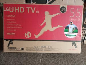 LG Smart 55 Inches TV | TV & DVD Equipment for sale in Delta State, Burutu
