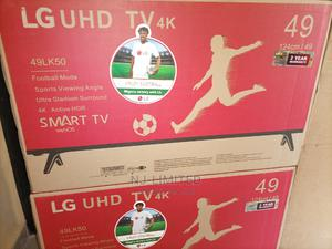 Promo on LG Smart TV 49 Inches | TV & DVD Equipment for sale in Lagos State, Ikotun/Igando