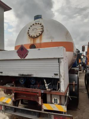 LPG Gas Truck 2002 | Heavy Equipment for sale in Lagos State, Ajah
