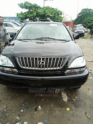 Lexus RX 2002 Black   Cars for sale in Lagos State, Apapa