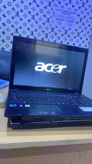 Laptop Acer Aspire 5742Z 4GB Intel Core I5 320GB   Laptops & Computers for sale in Oyo State, Egbeda