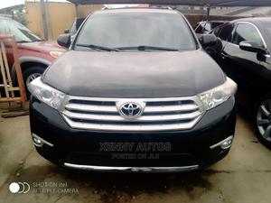 Toyota Highlander 2012 Limited Black | Cars for sale in Lagos State, Isolo