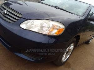 Toyota Corolla 2003 Blue   Cars for sale in Lagos State, Abule Egba
