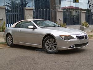 BMW 6 Series 2007 Silver | Cars for sale in Abuja (FCT) State, Lokogoma