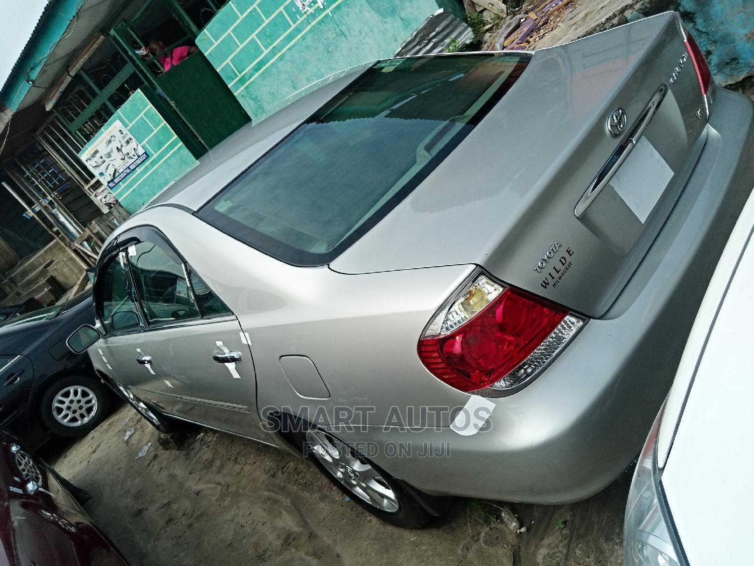 Toyota Camry 2005 Silver   Cars for sale in Apapa, Lagos State, Nigeria