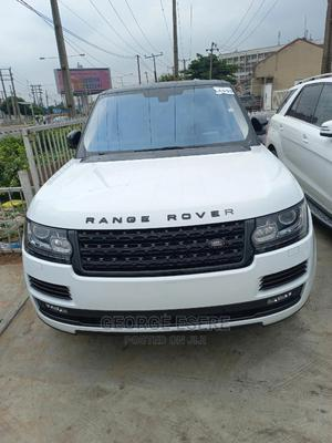 Land Rover Range Rover Vogue 2016 White   Cars for sale in Lagos State, Ikeja