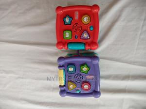 Vtech Learning Activity Cube.   Toys for sale in Lagos State, Amuwo-Odofin