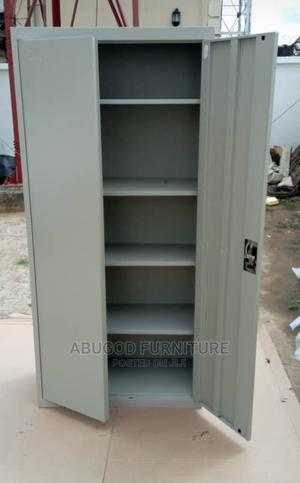 Metal Office Shelf With Partitions | Furniture for sale in Lagos State, Ikeja