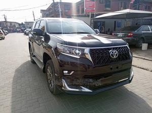 Toyota Land Cruiser Prado 2013 Black | Cars for sale in Lagos State, Yaba