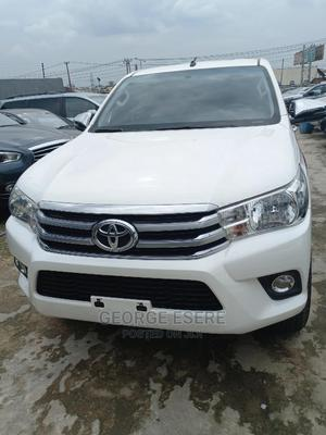 New Toyota Hilux 2019 White   Cars for sale in Lagos State, Ikeja
