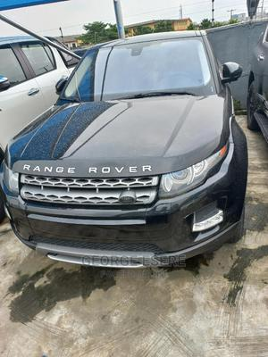 Land Rover Range Rover Evoque 2014 Black   Cars for sale in Lagos State, Ikeja