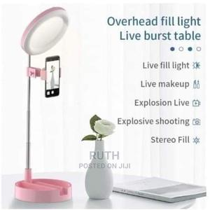 Selfie Ring Light With Mirror | Accessories & Supplies for Electronics for sale in Rivers State, Port-Harcourt