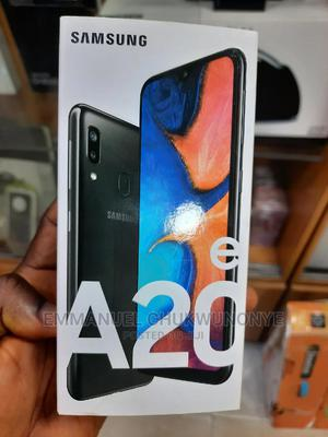 New Samsung Galaxy A20e 32GB Blue   Mobile Phones for sale in Lagos State, Ikeja