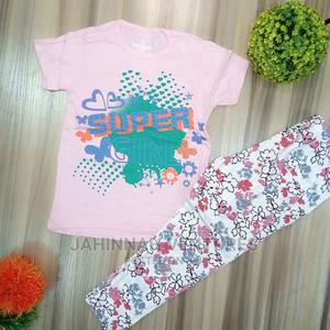 Cotton 2pcs Night Wear/Pyjamas   Children's Clothing for sale in Abuja (FCT) State, Lugbe District