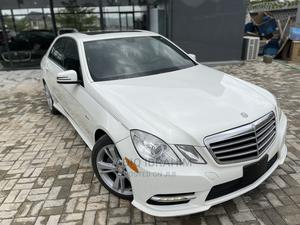 Mercedes-Benz E350 2012 White   Cars for sale in Abuja (FCT) State, Central Business Dis