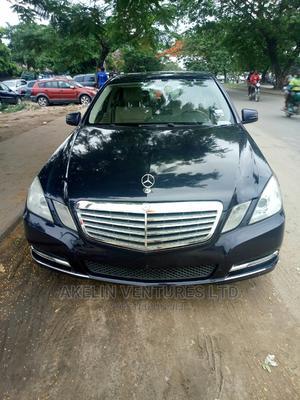 Mercedes-Benz E350 2013 Blue   Cars for sale in Lagos State, Amuwo-Odofin