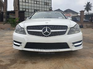 Mercedes-Benz C300 2013 White | Cars for sale in Lagos State, Isolo