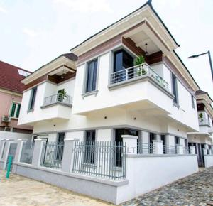 Furnished 5bdrm Duplex in Chevron, Lekki for Sale   Houses & Apartments For Sale for sale in Lagos State, Lekki