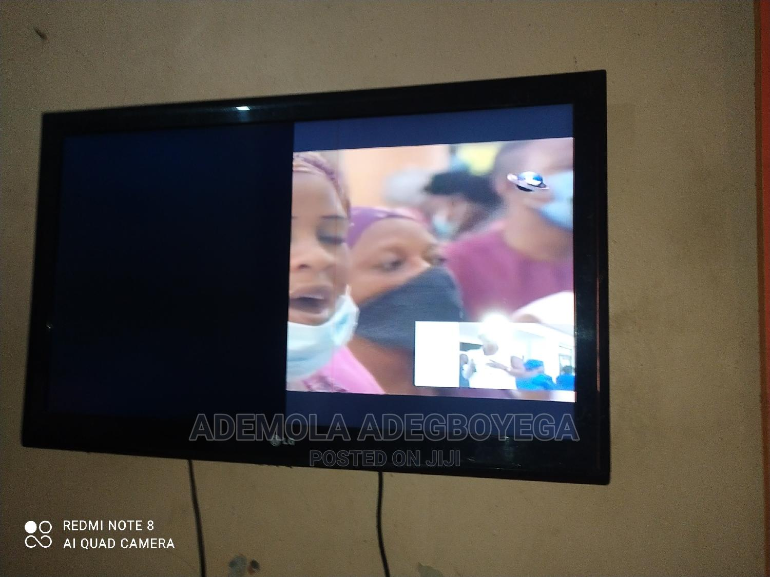 LG 40 Inches Tv | TV & DVD Equipment for sale in Isolo, Lagos State, Nigeria
