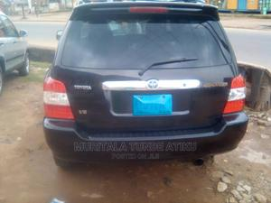 Toyota Highlander 2004 Limited V6 4x4 Blue | Cars for sale in Lagos State, Egbe Idimu