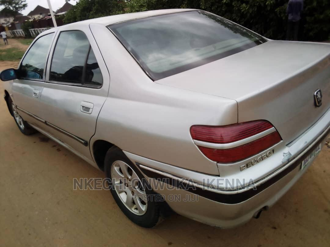 Peugeot 406 2006 Silver | Cars for sale in Asokoro, Abuja (FCT) State, Nigeria