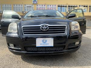 Toyota Avensis 2004 Black | Cars for sale in Kwara State, Ilorin South
