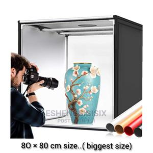 Biggest Size 80 by 80 Photo Light Box   Accessories & Supplies for Electronics for sale in Lagos State, Amuwo-Odofin