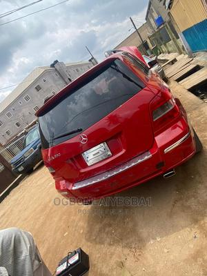 Mercedes-Benz GLK-Class 2011 Red | Cars for sale in Lagos State, Abule Egba