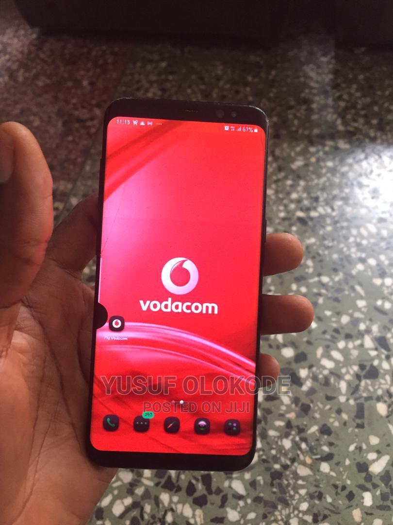 Samsung Galaxy S8 64 GB Black | Mobile Phones for sale in Lekki, Lagos State, Nigeria