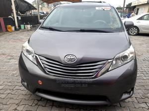 Toyota Sienna 2011 XLE 7 Passenger Mobility Gray | Cars for sale in Lagos State, Ajah