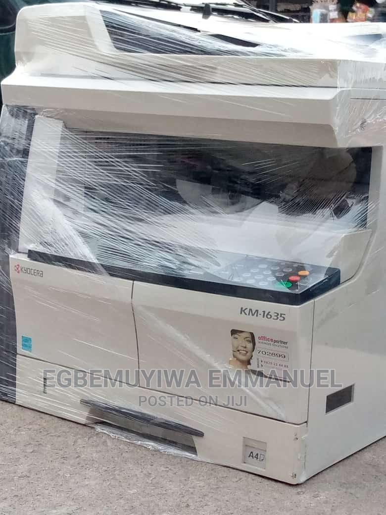 Kyocera Km 1635 Photocopies Black and White A3 A4