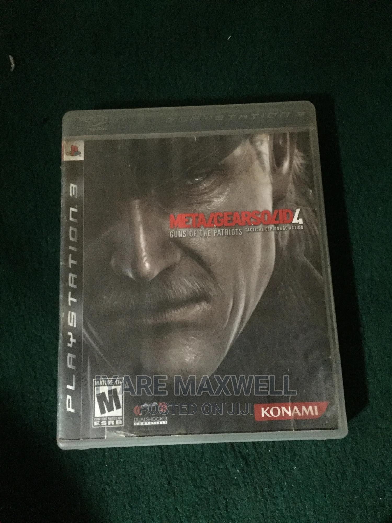 PS3 Cd for Sell.