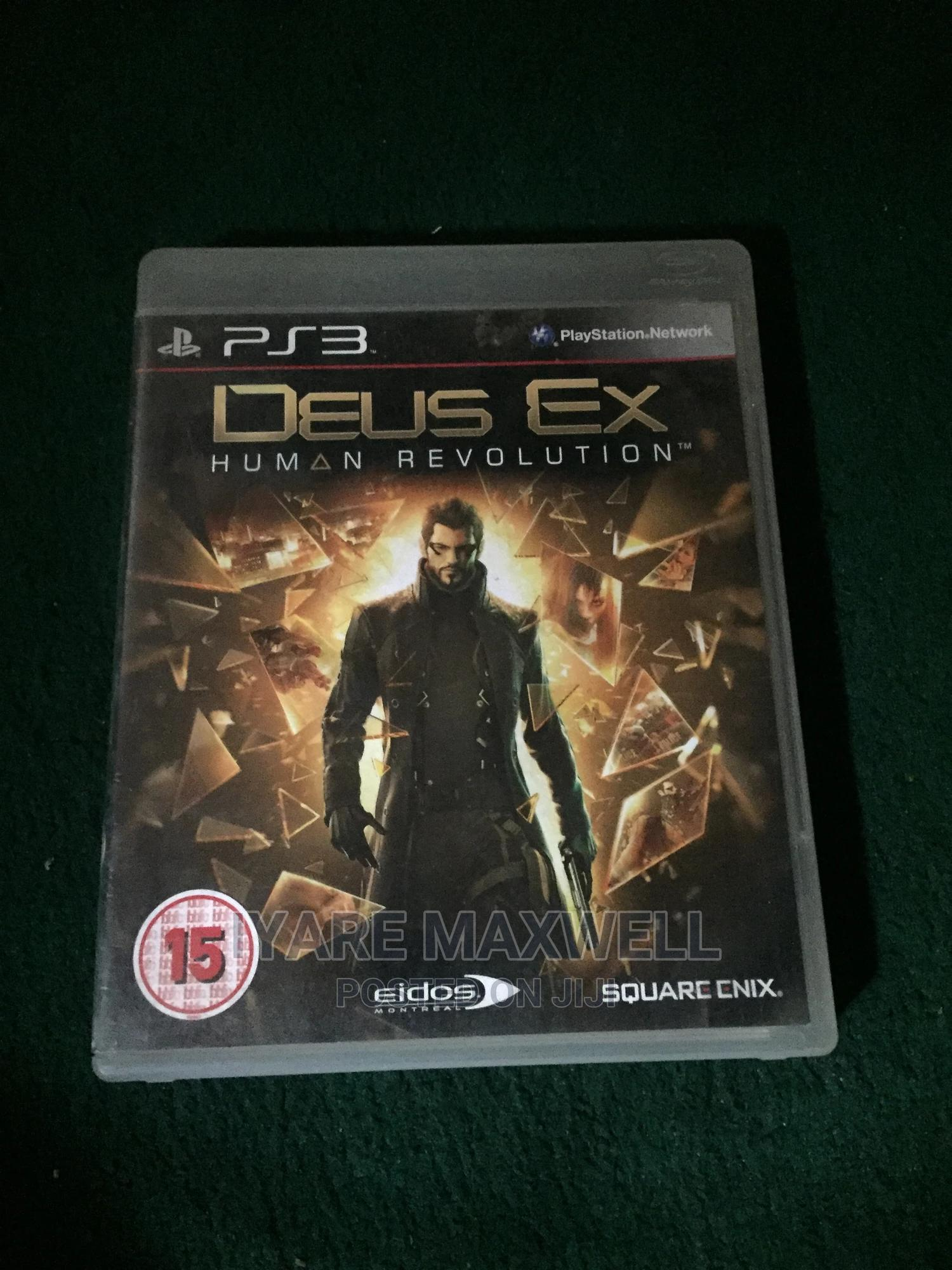 PS3 Cd for Sell.   Video Games for sale in Benin City, Edo State, Nigeria