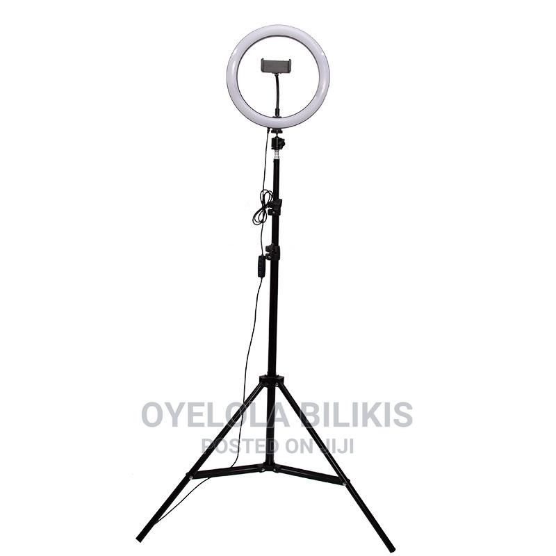 10 Inches Ring Light