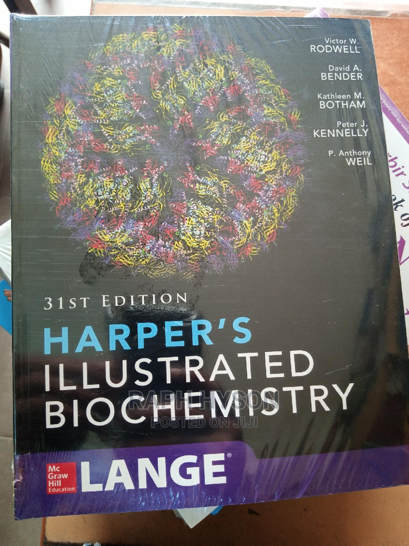 Archive: Harper's Illustrated Biochemistry 31st Edition