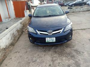 Toyota Corolla 2013 Blue   Cars for sale in Osun State, Osogbo