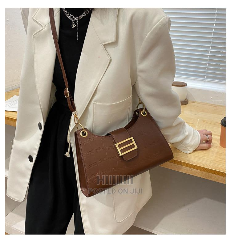 Pure Leather Bag 2 | Bags for sale in Ojo, Lagos State, Nigeria
