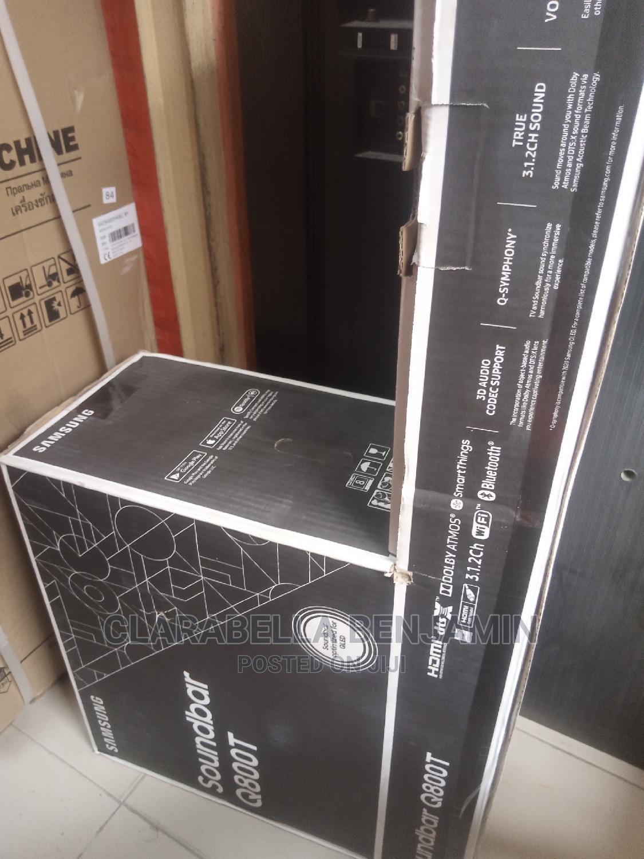 Samsung Sound Bar Q800T | Audio & Music Equipment for sale in Ikeja, Lagos State, Nigeria