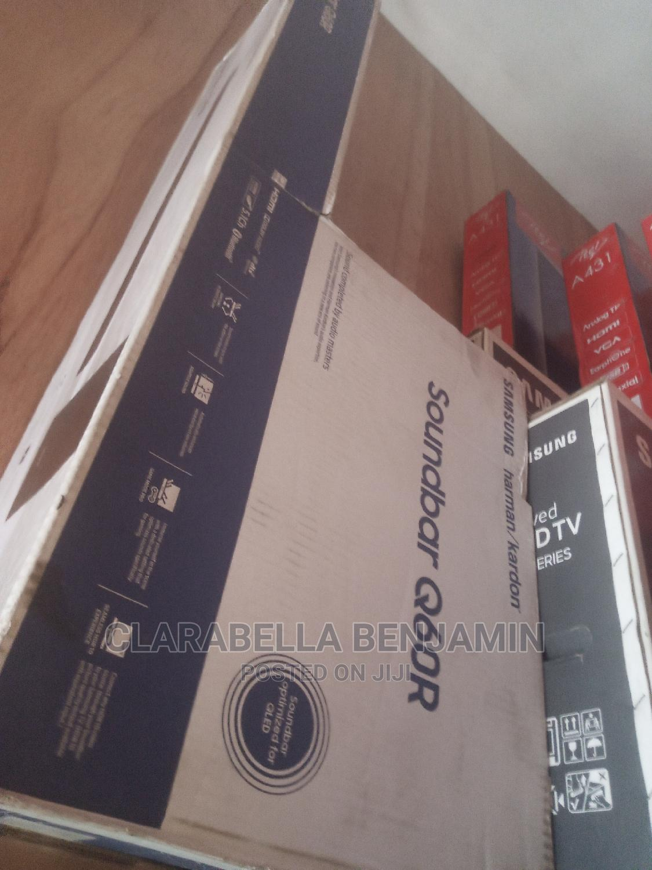 Samsung Sound Bar Q60R | Audio & Music Equipment for sale in Ikeja, Lagos State, Nigeria