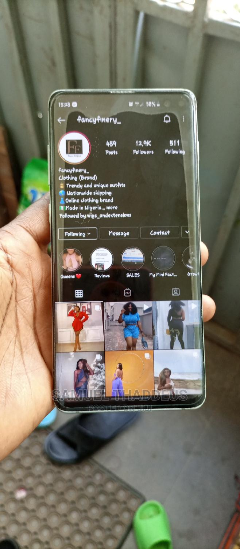Samsung Galaxy S10 Plus 128 GB Green