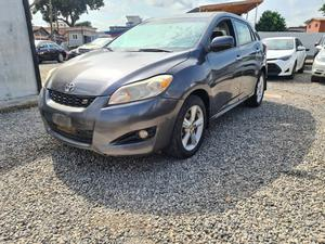 Toyota Matrix 2008 Gray | Cars for sale in Lagos State, Yaba