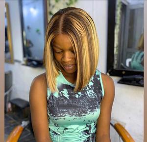 Piano Bone Straight With Kim K Closure | Hair Beauty for sale in Lagos State, Lagos Island (Eko)