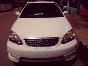 Toyota Corolla 2008 White   Cars for sale in Lagos State, Surulere